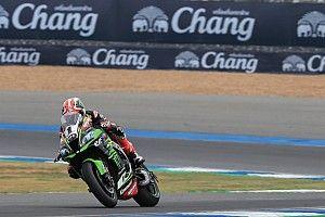 FP3 WorldSBK Thailand: Rea tegaskan dominasi Kawasaki