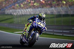 Le jeu officiel du MotoGP sortira le 7 juin