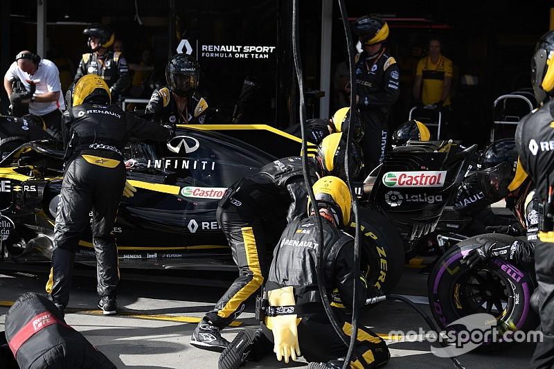Motorsport Live: Beleef unieke dag achter de schermen bij het Renault F1-team