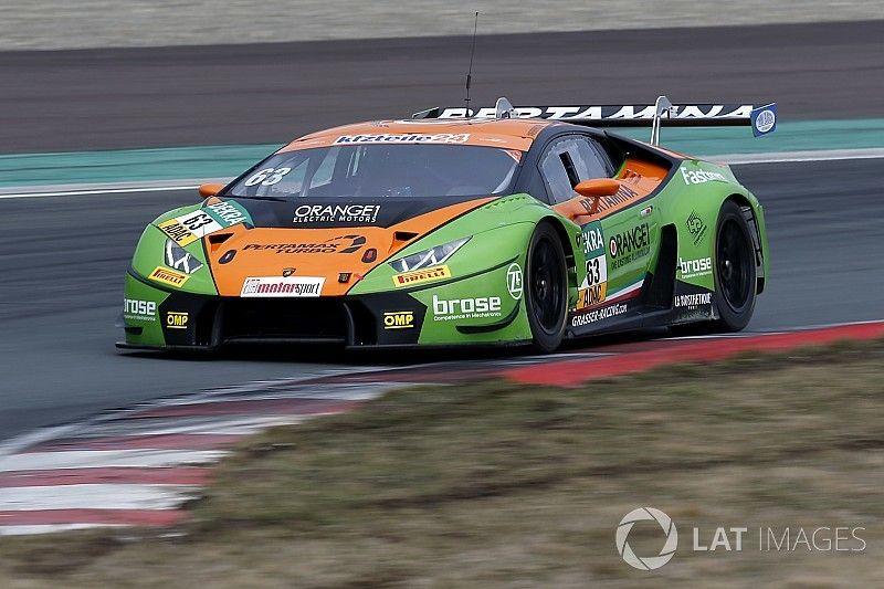 GT Masters: Doppelsieg für Lamborghini im zweiten Saisonrennen