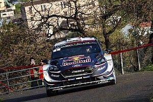 Corsica, PS1: tempo mostruoso di Ogier. Resiste solo Loeb!