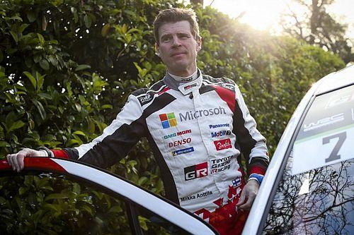 Anttila supera Sainz: è lui il nuovo recordman di presenze nel WRC