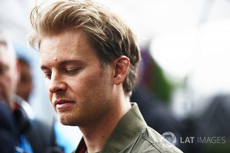 """Rosberg revela que es accionista de la Formula E desde """"hace tiempo"""""""