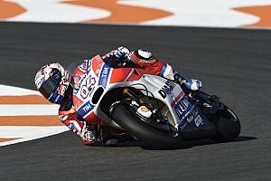 MotoGP Reaktion Lorenzo am Freitag vor Dovizioso:
