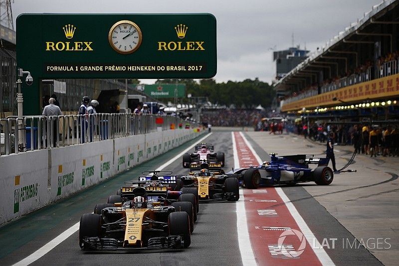 "Current F1 car looks ""a shame"" - Murray"