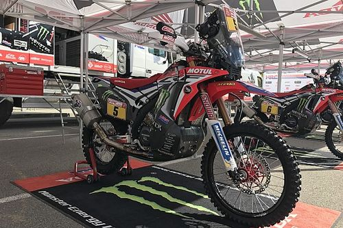 Equipe Honda tem moto roubada antes da viagem ao Rally Dakar