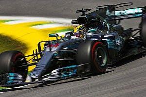 "Para Hamilton, la regla de tres motores para 2018 ""da asco"""