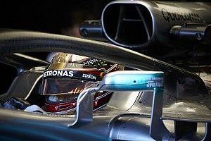"""Hamilton: """"La Ferrari è molto vicina. Non pensavo che fosse così competitiva"""""""