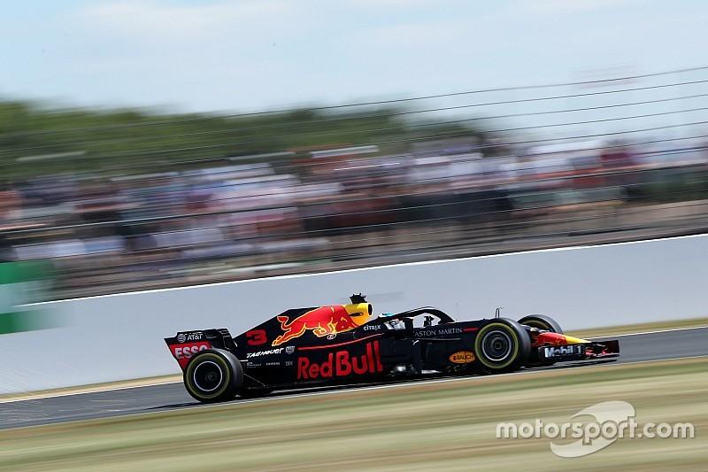 Ricciardo lidera primeiro treino apertado na Alemanha