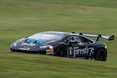 Lamborghini World Final: Agostini takes North America pole