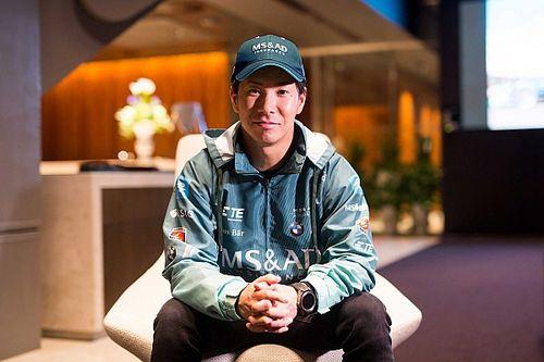 Кобаяши дебютирует в Формуле E в Гонконге