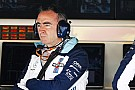 Formula 1 Lowe: Williams recovery my greatest challenge