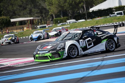 """Carrera Cup Italia, Fulgenzi dopo il Paul Ricard: """"Non avevamo passo"""""""