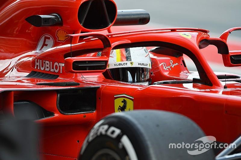 FIA прояснила правила в отношении размещения зеркал на Halo