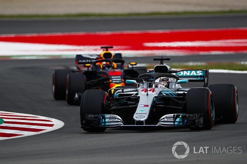 Kwalificatieduels F1 2018: Spanje