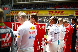 Daftar pembalap dan tim Formula 1 2019
