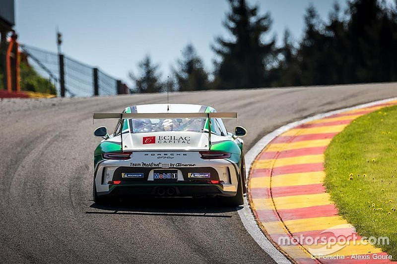 """Mon premier week-end en Porsche Carrera Cup"""