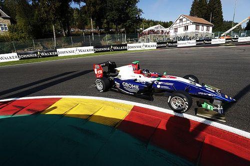 GP3 Monza: Beckmann, ıslak zeminde rahat şekilde kazandı
