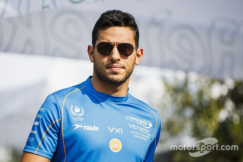 Nissany to test for Williams in Abu Dhabi