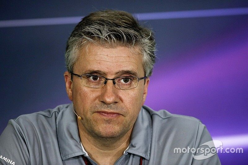 Renault officialise l'arrivée de Pat Fry au département technique