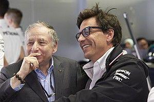 Mercedes samai rekor Ferrari, Todt beri selamat