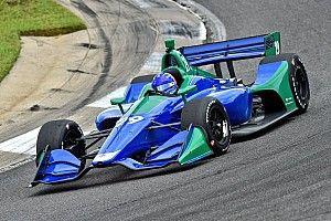 Vídeo: el primer test de Alonso en un circuito rutero en IndyCar
