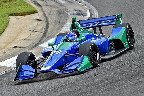 Alonso completa teste com carro da Indy em Barber