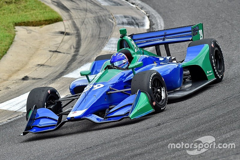 "Alonso says IndyCar is ""something special"" after road course test"