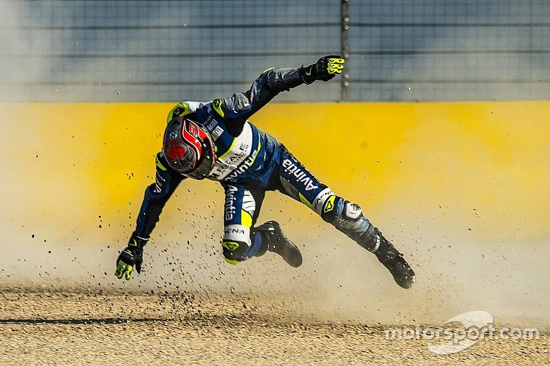 Les plus belles photos du samedi au GP d'Aragón