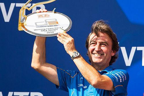 """Nelsinho Piquet lamenta morte de Campos: """"Foi o único que acreditou em mim na F-E"""""""