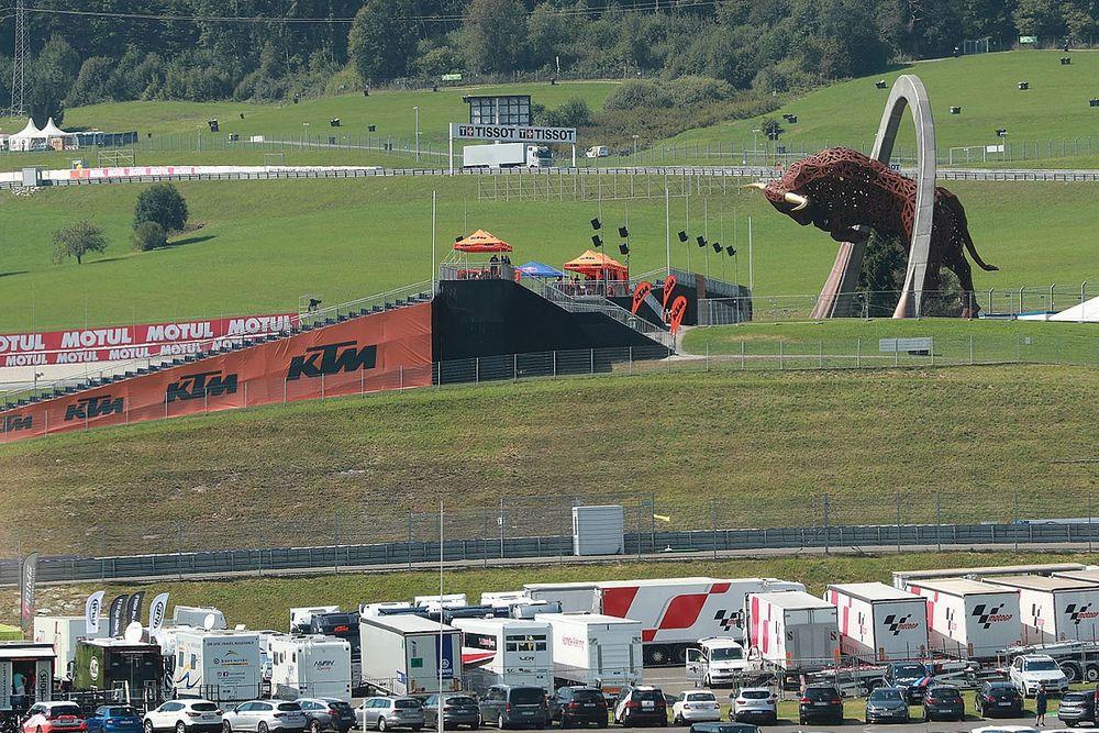 El Red Bull Ring realizará modificaciones en su circuito para 2022