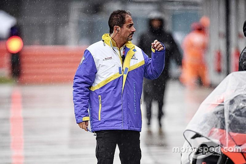 """Michelin, Taramasso: """"A Valencia c'è poco grip, col bagnato può essere una situazione delicata"""""""