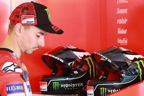 Ducati confirms Lorenzo will skip Australian GP
