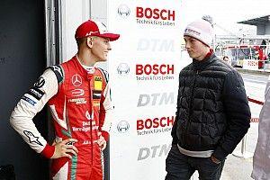 Weber, David ve Mick'i Formula 1'de görmek istiyor