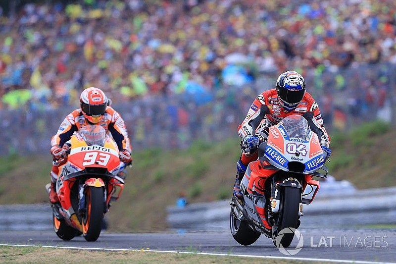 Ducati's Brno win down to horsepower - Crutchlow