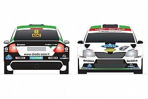 Umberto Scandola ritorna nel mondiale WRC2 all'ADAC Rally 2018