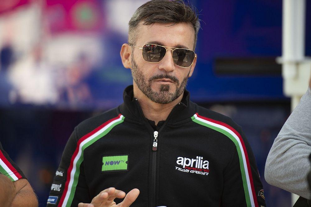 """Biaggi certain que Dovizioso est """"le meilleur choix"""" pour Aprilia"""