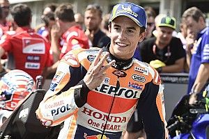 Mondiale MotoGP 2018: Marquez allunga a +49 su Rossi, Dovizioso sale terzo
