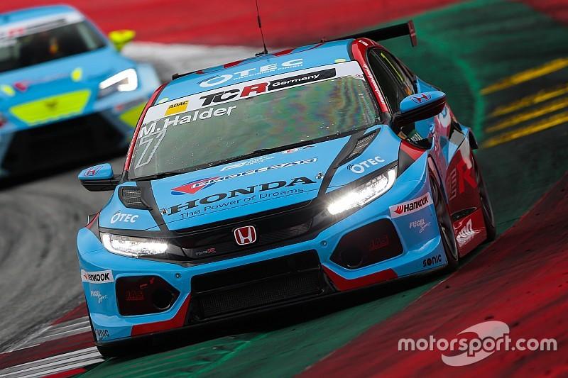 Al Nürburgring arriva la terza pole stagionale di Mike Halder