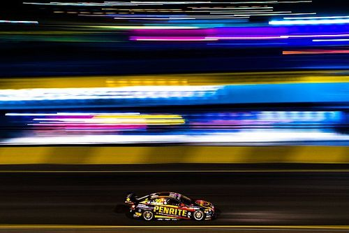 Rookie penalised for Supercars night race clash