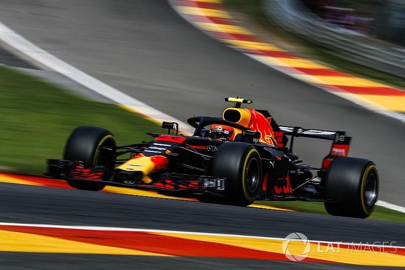 Verstappen réjouit ses fans avec un podium belge