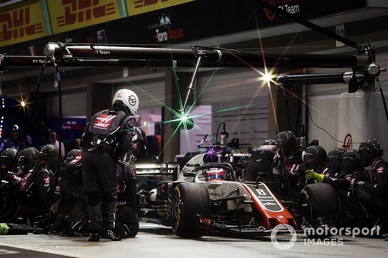 A Haas hallani sem akar a harmadik autó ötletéről a Forma-1-ben