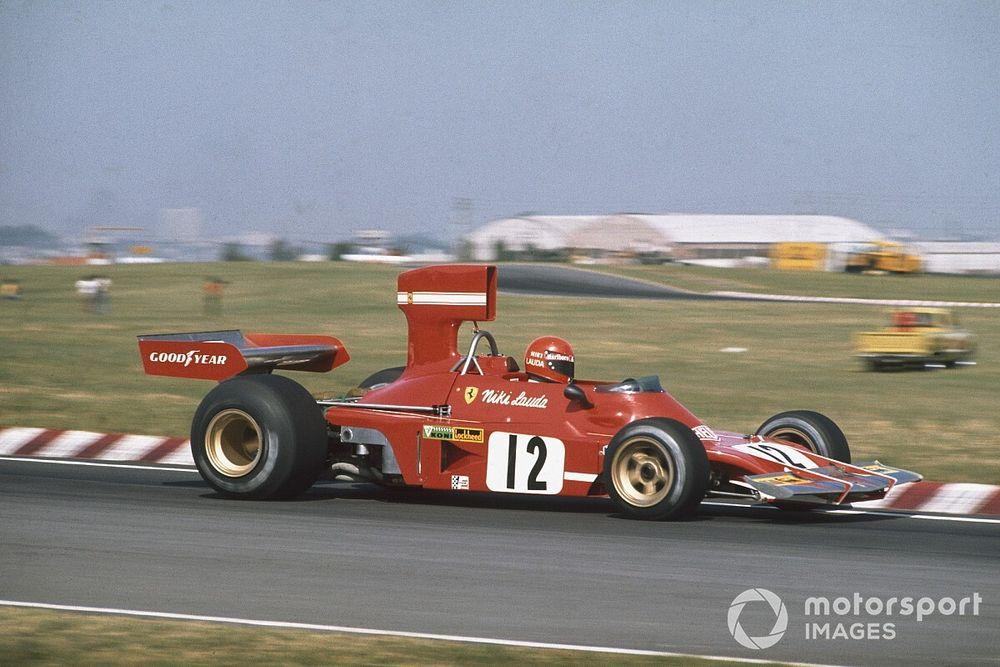 Rétro 1974 - L'arrivée de Niki Lauda chez Ferrari