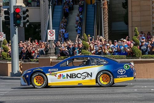 "NBC set to kick off ""great celebration of motorsports"" at IMS"