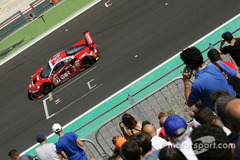 Fisichella-Gai festeggiano in Gara 2 a Vallelunga dove fioccano le penalità
