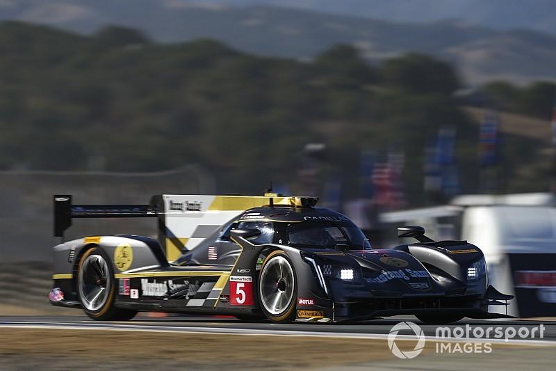 Cadillac manda en el inicio de Petit Le Mans; Montoya en 9°