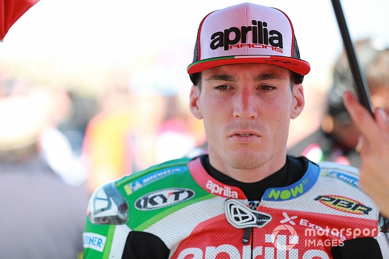 Espargaro: I just want this season to finish