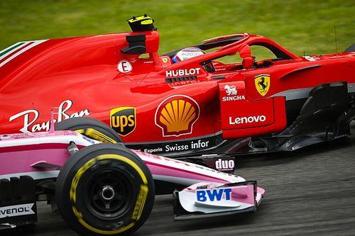 Ergebnis: Formel 1 Monza 2018, Qualifying