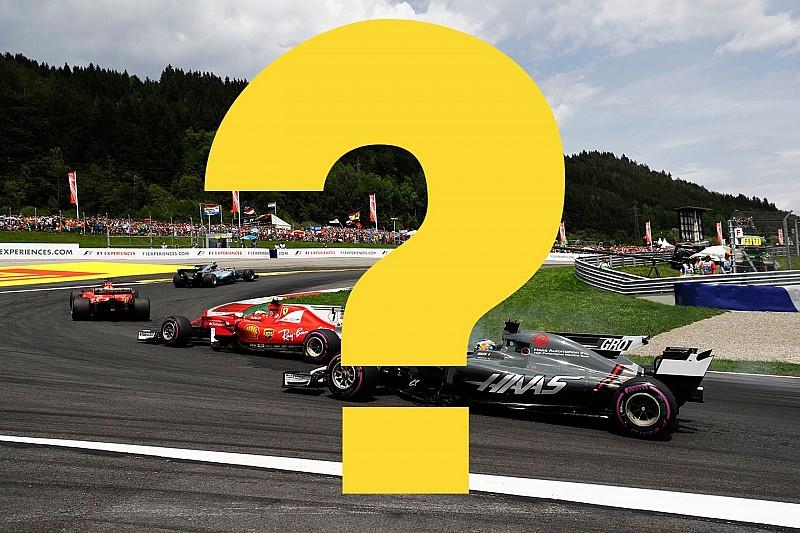 Всего год назад. Вспомните ли вы прошлый Гран При Австрии?