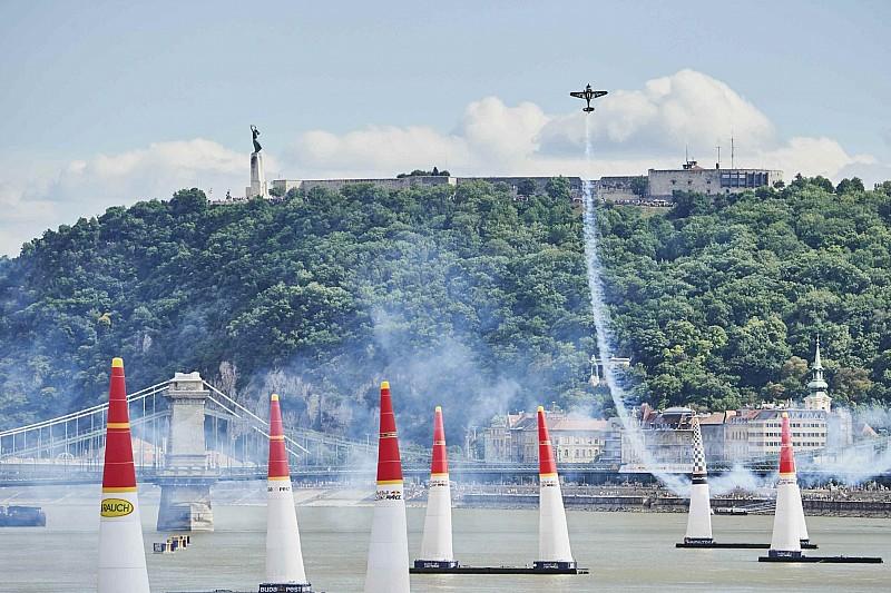 Június 23-24-én visszatér a Red Bull Air Race Budapestre